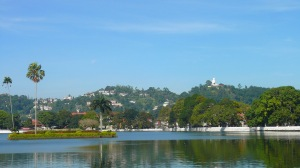 Post card of Kandy
