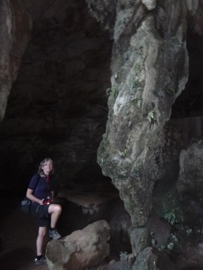 Great caves, and a great story.