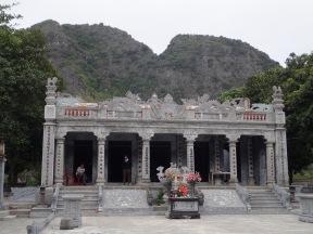 14c Buddhist shrine. Vietnam's take on Buddhism.