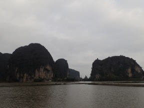 Karst's, a bit grey. That's the day, really.